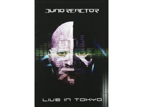 JUNO REACTOR - Live In Tokyo Dvd (DVD)