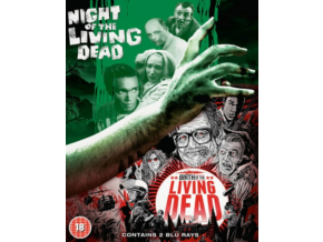 Night Of The Living Dead / Birth Of The Living Dead (Blu-ray)