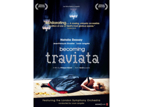 Becoming Traviata (DVD)