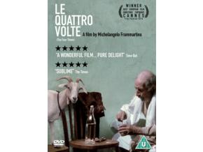 Le Quattro Volte (DVD)