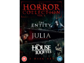 Horror Collection Vol. I (DVD)