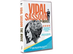Vidal Sassoon The Movie (DVD)