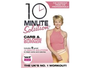 10 Min Solution Carb  Calorie (DVD)