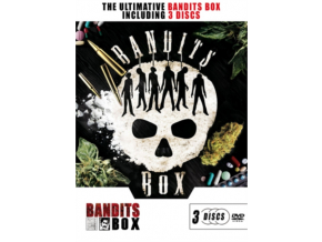 Bandits Boxset Ecstacy Cocaine  Weed (DVD)