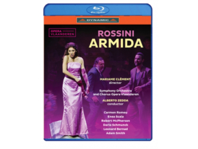 VARIOUS ARTISTS - Rossiniarmida (Blu-ray)