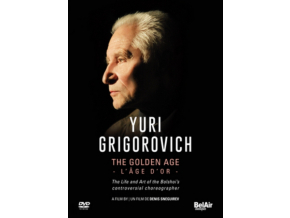 YURI GRIGOROVICH  BOLSHOI - The Golden Age  Grigorovich (DVD)