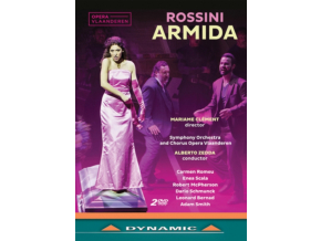 VARIOUS ARTISTS - Rossiniarmida (DVD)