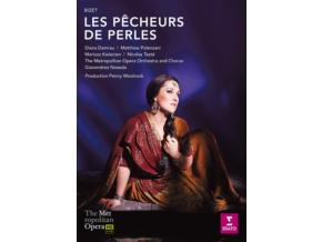 Bizet/Les Pecheurs De Perles (DVD)