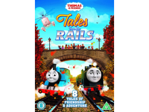 Thomas  Friends  Tales From The Rails (DVD)