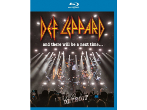 DEF LEPPARD - And There Will Be A Next Time - Live From Detroit (Blu-ray)