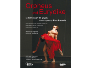 GLUCK CHRISTOPH WILLIBALD - Orpheus And Eurydice (DVD)