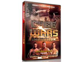 Cage Wars Championship Validation (DVD)
