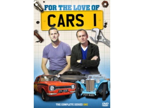 For The Love Of Cars Series 1 (DVD)