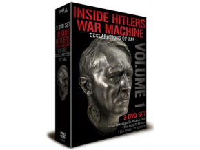 Hitlers Machine Declarations War (DVD)