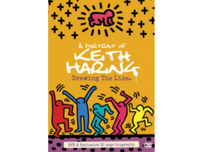 Keith Haring A Portrait (DVD + Book)