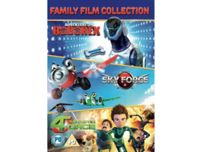Family Fun Collection 2014 (DVD Box Set)