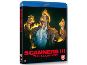 Scanners Iii The Takeover (Blu-ray)
