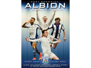 West Bromwich Albion - Season Review 2014/15 (DVD)
