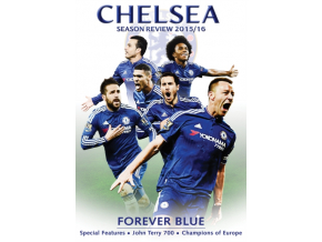 Chelsea Fc Season Review 2015/16 (DVD)