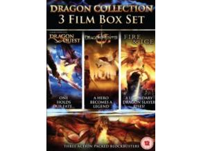 Dragon Trilogy (DVD)