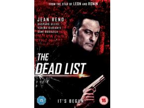 Dead List (DVD)