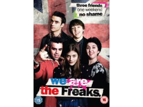 We Are The Freaks (DVD)
