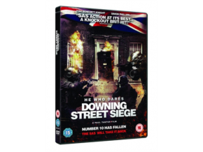 He Who Dares Downing Street Siege (DVD)