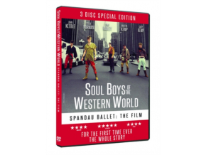 SPANDAU BALLET - Spandau Ballet: The Film - Soul Boys Of The Western World (DVD)