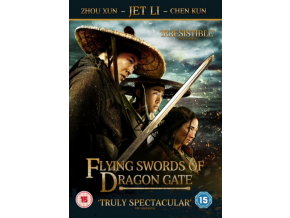 Flying Swords Of Dragon Gate Rerelease (DVD)