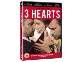 3 Hearts (DVD)
