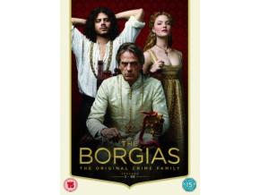 Borgias The Complete Seasons 13 (DVD Box Set)
