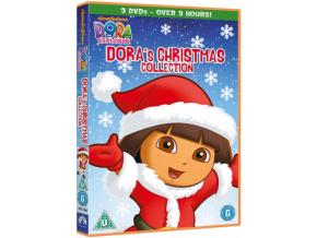 Dora The Explorer: Doras Christmas Collection (DVD)