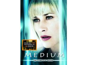 Medium Complete Seasons 17 (DVD Box Set)