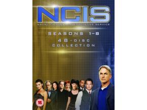 NCIS: Seasons 1-8 (DVD)