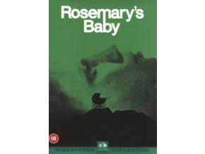 Rosemarys Baby (1968) (DVD)