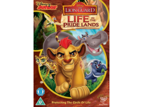 Lion Guard Life In The Pride Lands (DVD)