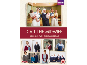 Call The Midwife  Series 15 Box Set Repack (DVD)