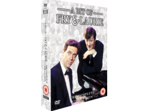 Fry  Laurie  A Bit Of Complete Collection Series 14 Box (DVD Box Set)
