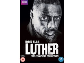 Luther  The Complete Collection Repack (DVD Box Set)
