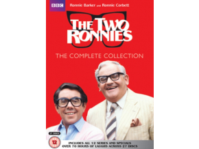 Two Ronnies Complete Collection Repack (DVD)