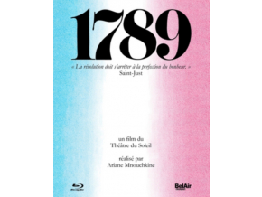 VARIOUS ARTISTS - 1789 (Blu-ray)