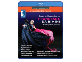 VARIOUS ARTISTS - Mercadantefrancesca Rimini (Blu-ray)