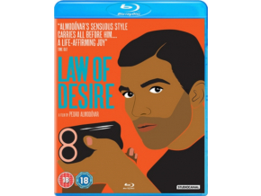 Law Of Desire (Blu-ray)