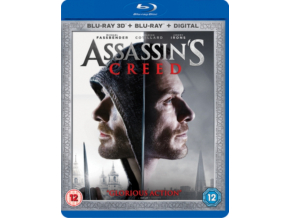 AssassinS Creed (Blu-ray 3D)