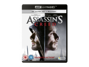 AssassinS Creed (Blu-ray 4K)