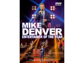 MIKE DENVER - Entertainer Of The Year (DVD)