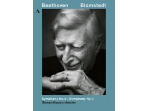 GEWANDHAUSBLOMSTEDT - Beethovensymphony Nos 6 7 (DVD)