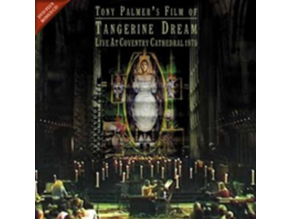 TANGERINE DREAM - Live At Coventry Cathedral (DVD)