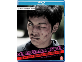 Destruction Babies (Blu-ray)