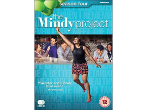 The Mindy Project  Season 4 (DVD)